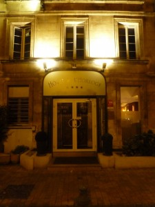 Hotel de l' Horloge