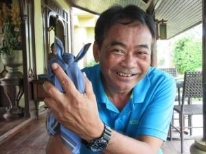Tong from Trikaya Tours