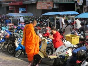 Phuket at the early morning market